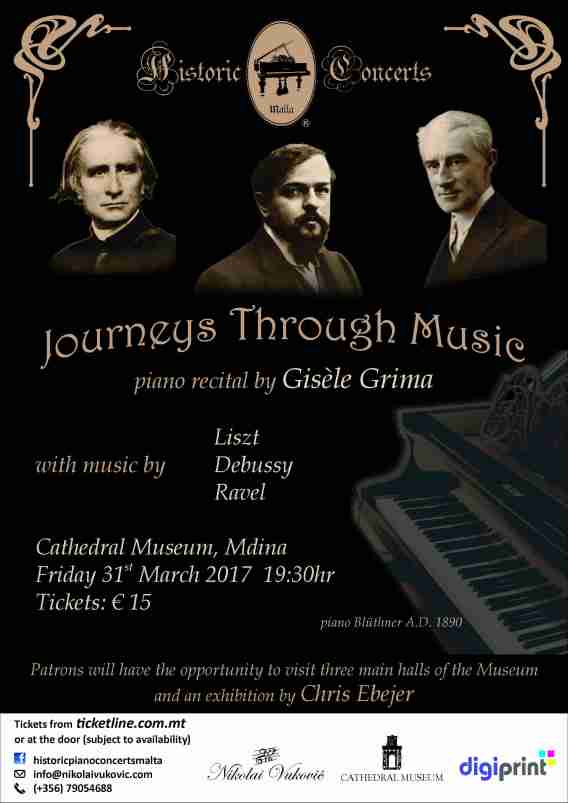 Journeys Through Music Poster s2